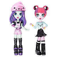 Куколки Off the Hook Style BFFs (Коктейльная вечеринка) Игровой набор Куклы манекены Бруклин и Алексис