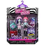 Куколки Off the Hook Style BFFs (Коктейльная вечеринка) Игровой набор Куклы манекены Бруклин и Алексис, фото 9