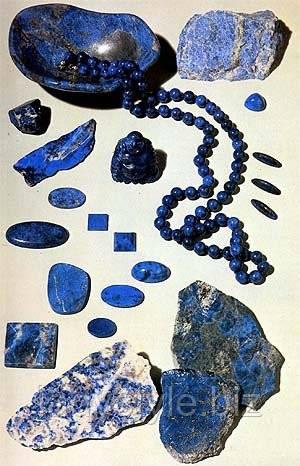 Лікувальні властивості дорогоцінних каменів