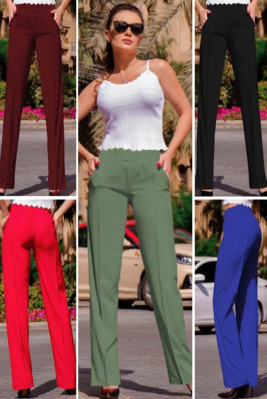 Классические женские брюки Шарли
