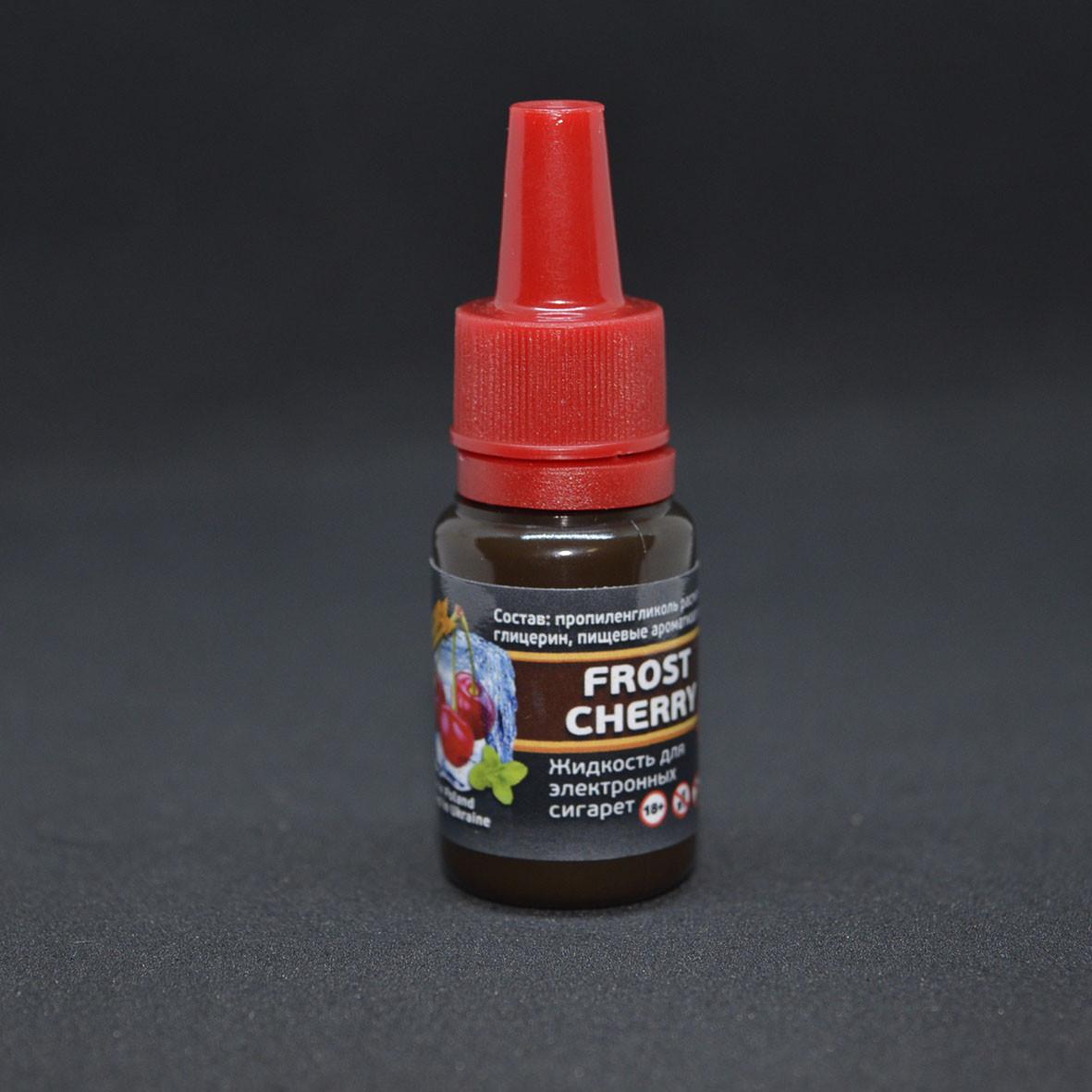 "Жидкость для электронной сигареты ""Ледяная Вишня"" 12мг/мл"