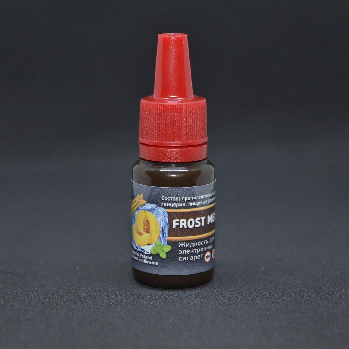 """Жидкость для электронной сигареты """"Ледяная Дыня"""" 12мг/мл"""