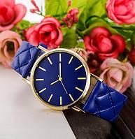 Часы женские наручные синие