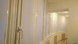 Однотонные рулонные шторы