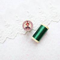 270. Нить Au Chinois, Metallic №40 - 100 м, зеленая