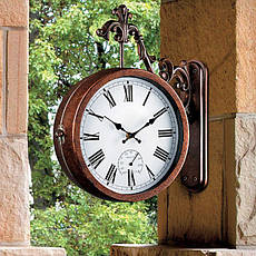 Уличные и фасадные часы