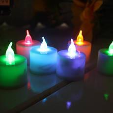 Электронные свечи