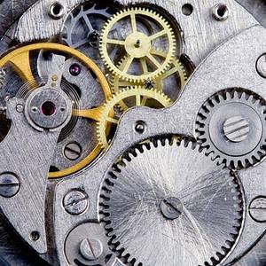 Часовые механизмы и детали