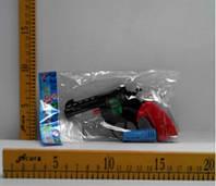 Пістолет під пістони 004 (432шт/4) в пакеті 11*21 см