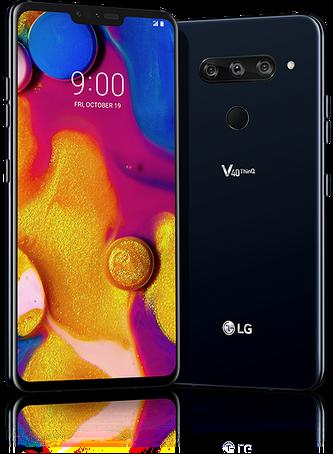 Чехол для LG V40 ThinQ