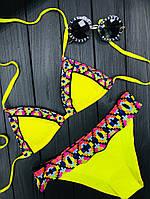Женский модный купальник от 42 до 46 размера  Фабричный Китай