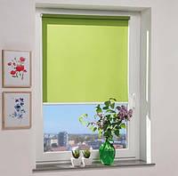 """Рулонные шторы, ткань """" Berlin (A 800)"""" , Besta UNI - створка (П-образные направляющие), (1-часть - 9 цветов), фото 1"""
