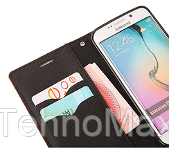 Чехол книжка Goospery для Samsung Galaxy Note 7 + Внешний аккумулятор (Powerbank) 2600 mAh (в комплекте). Подарок!!!, фото 3