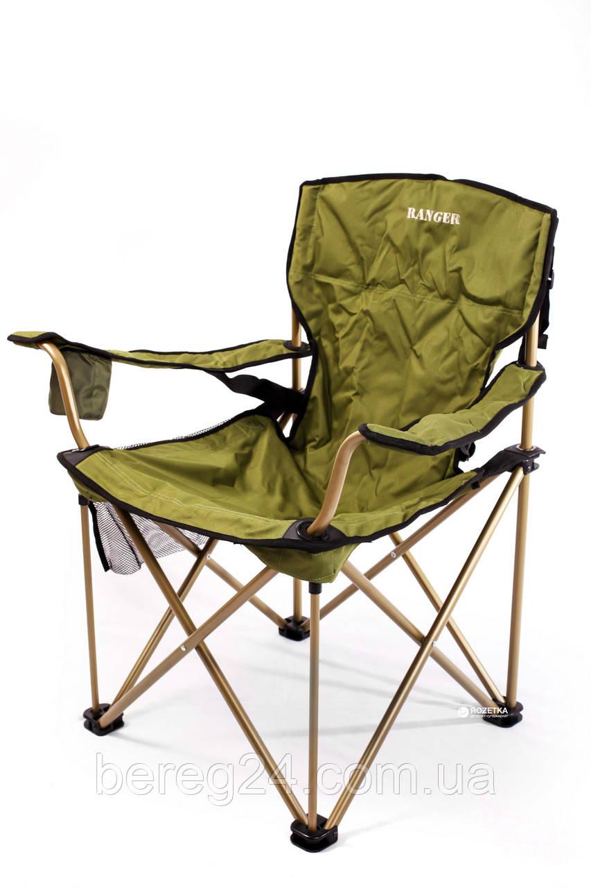 Складное кресло Ranger RA 2203 Rshore Green