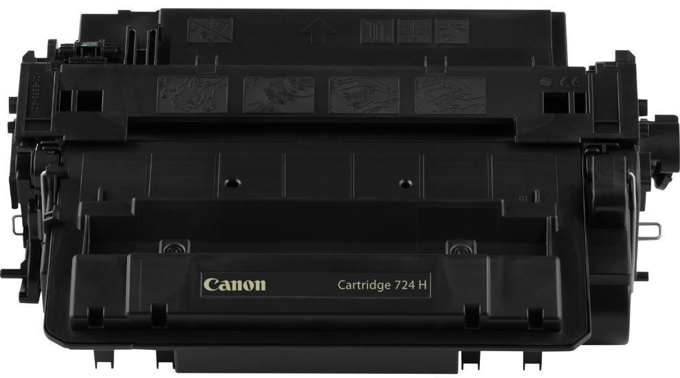 Картридж оригинальный CANON 724H (3482B002) для MF512 / MF513 / Mf515 / LBP6700 / LBP6750