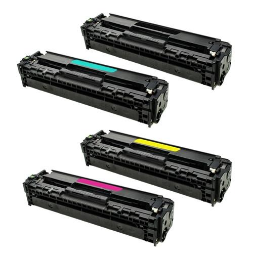Картридж оригинальный HP 410A (CF410A) black для HP M377 / M452 / M477 восстановленный