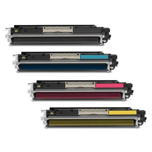 Картридж оригинальный HP 126A (CE310A) black для HP CLJ Pro CP1025 / M175 восстановленный