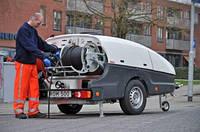 Каналопромывочная машина ROM 500, 150 бар с 50 л / мин