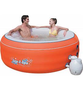 Гидромассажный бассейн BestWay 54101 LAY–Z–SPA (206x71 см)