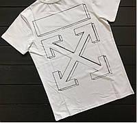 Футболка Off White 3D logo | топ , фото 1
