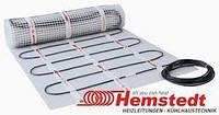 Нагревательный мат Hemstedt DH 3 кв.м 450 Вт/м кв. для укладки под плитку в плиточный клей
