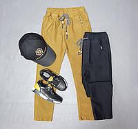 Стильні штани для хлопчика Norh чорні