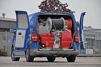 Каналопромывочная машина EcoNomic 160 bar / 60 liter