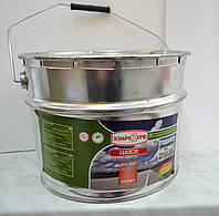 Краска «Шоссе» для дорожной разметки Химрезерв 13 кг Белая