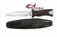 Нож для дайвинга SS 35 (черный)