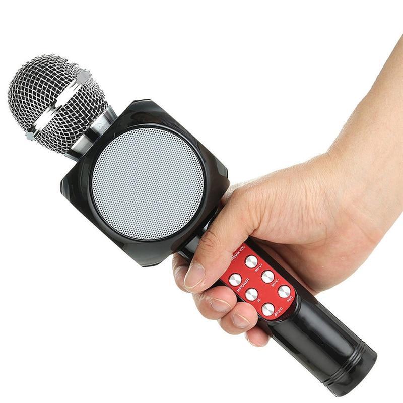Беспроводной микрофон караоке WSTER WS-1816С, фото 1