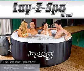 Гидромассажный бассейн BestWay 54123 LAY–Z–SPA (180x65 см)