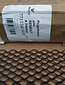Защитная решеткa радиатора Renault Logan (оригинал), фото 2