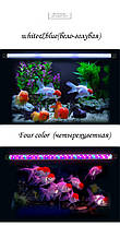 Лампа для аквариума Т8 Minjiang LED 16W Four color lamp (трехцветная) 900 мм, фото 3