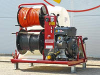 Каналопромывочная машина COMPACT 150 bar / 40 liter
