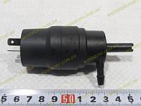 Мотор (насос) омывателя Ваз 2101 2102 2103 2104 2105 2106 2107,2108,2110,2109 новый образец черный , фото 1