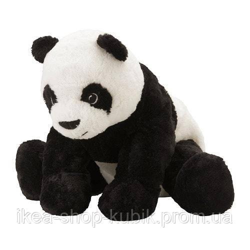 IKEA КРАМИГ Мягкая игрушка Панда