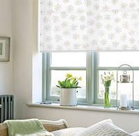 """Рулонные шторы, ткань """"CAMILLA"""", система Besta UNI-створка (П-образные направляющие), фото 1"""