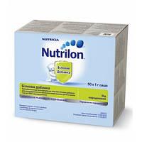 Смесь молочная Белковая добавка 50 пакетиков*1г (для недоношенных детей) Nutrilon 8718117604944/8718117604951