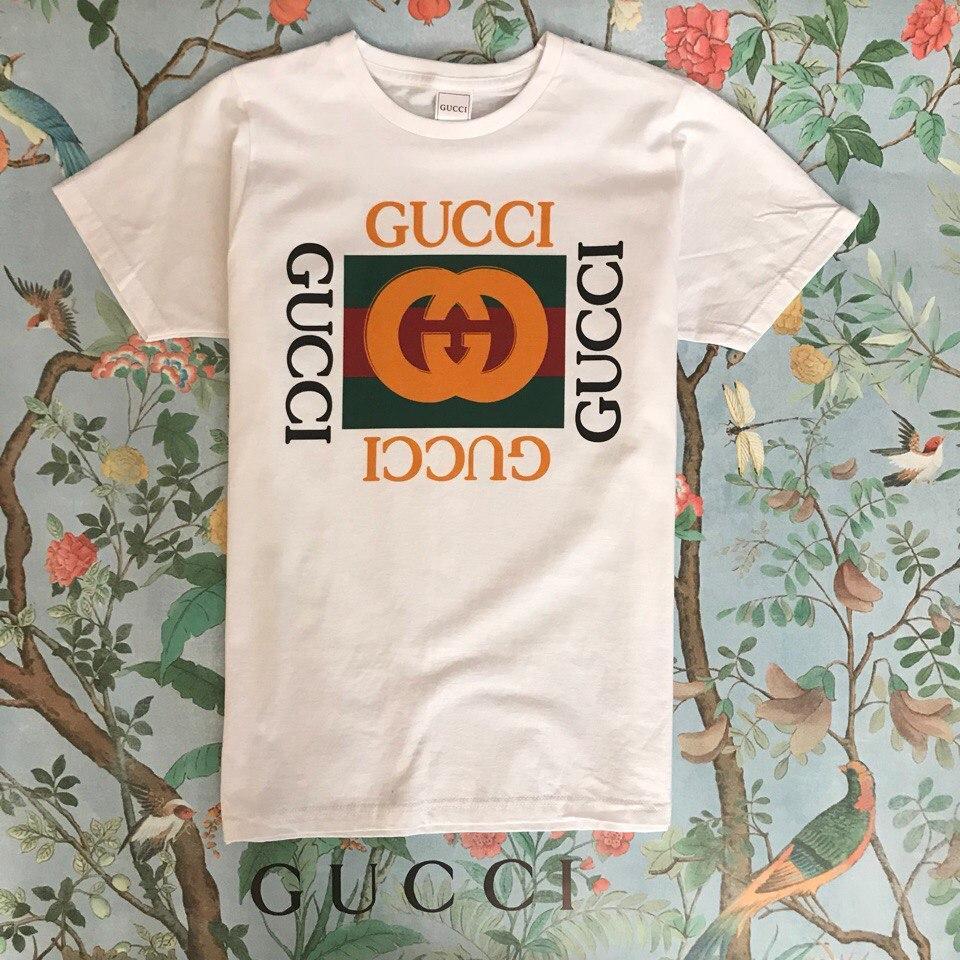 Футболка Gucci Classic| Качественная реплика