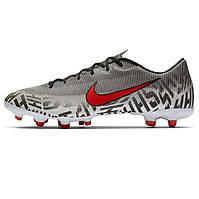 Бутсы Nike Mercurial Vapor 12 Academy Neymar MG AO3131 170, бел/чер/крас, 40, 40,5