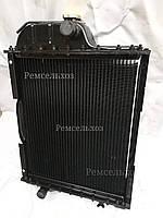 Радиатор водяного охлаждения МТЗ Д-240 4-х рядный алюминиевый