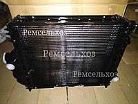 Радиатор водяной МТЗ Д-240 4-х рядный латунный
