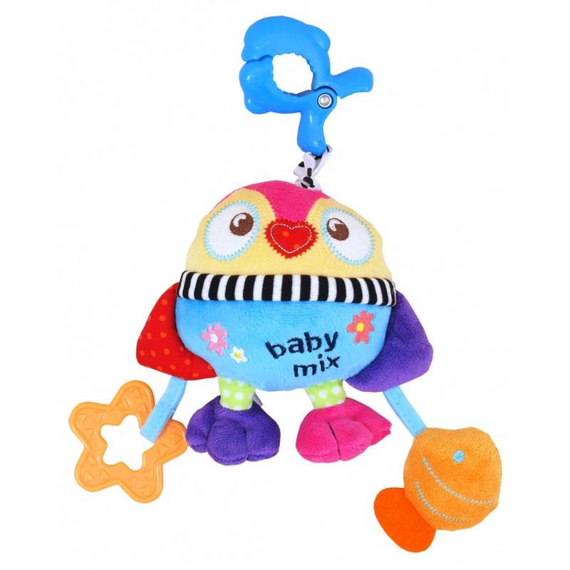 """Плюшевая игрушка Baby Mix """"Пингвин"""" Р/1119-DA87"""