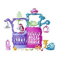 My Little Pony Замок Мерцание с русалкой Пинки Пай C1058 Seashell Lagoon ЭКОУПАКОВКА