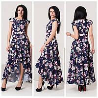Платье женское в  пол стильное (42) РН 2332