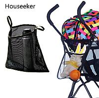 Сетка - сумка для коляски