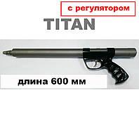 Титановая зелинка Юры Гориславца 600 мм; смещение 90 мм; с регулятором боя, фото 1