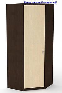 Угловой шкаф для одежды Шкаф - 3У