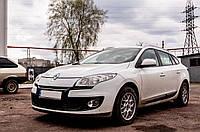 """Renault Megane III """"Алькантара"""" Модельные авточехлы MILLENNIUM, фото 1"""