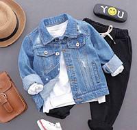 Куртка джинсовая Katoofely